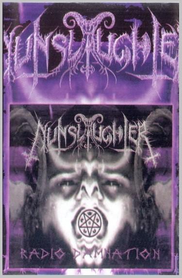 Nunslaughter – Radio Damnation live tape