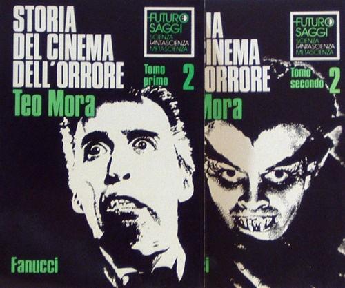 Storia del Cinema dell'Orrore vol. 2 tomi 1+2